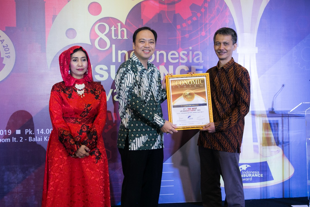 Best Life Insurance Company >> Capital Life Indonesia